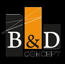 logo B & D CONCEPT